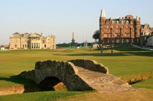 St Andrews Old Course Web Site Home Page 300x199 Scotland Golf Courses