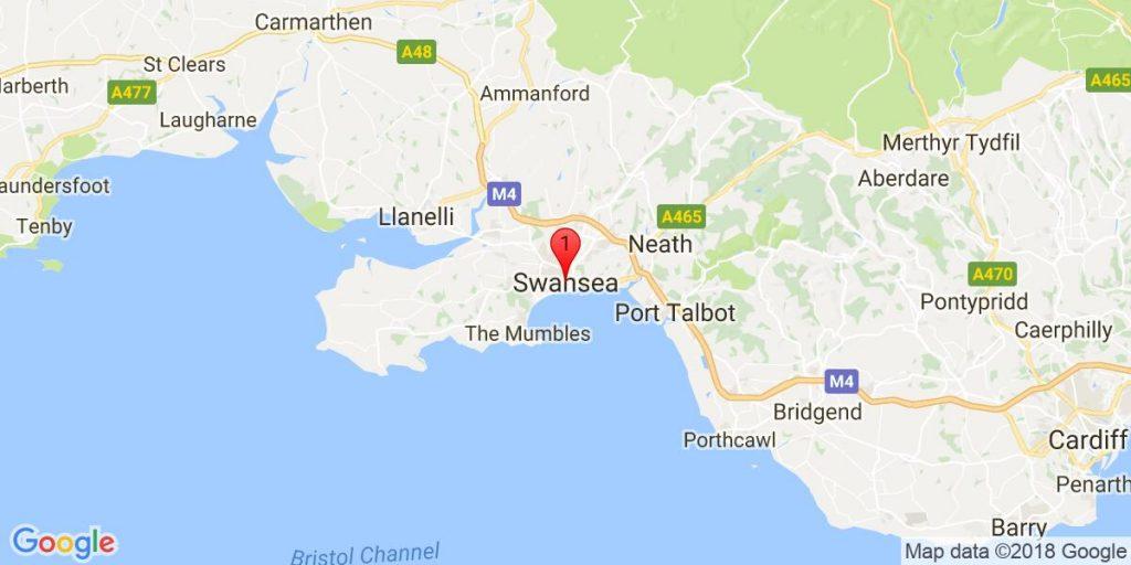 Dragon Hotel- Swansea, South Wales