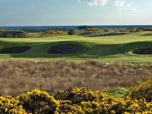 Scotland Golf Tours - Dundonald Links