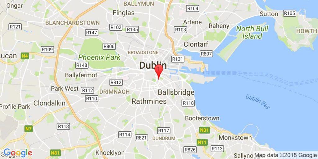 Merrion Hotel – Dublin