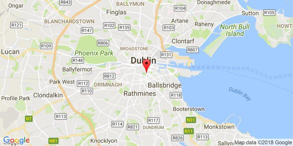 The Shelbourne Hotel - Dublin