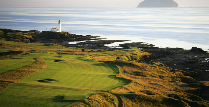 Turnberry Ailsa Open Championship Links