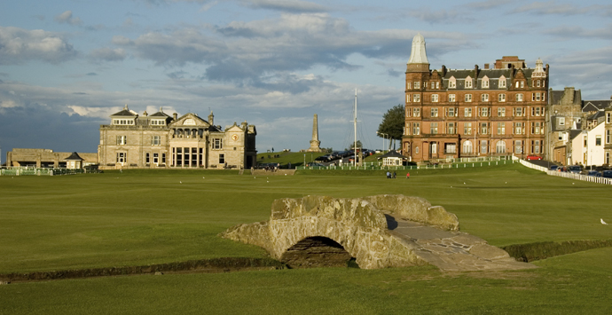 frontpage2 oldcourse UK Golf Vacations   Golf Packages in Scotland, Ireland, England & Wales