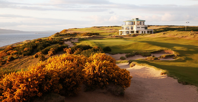 Castle Stuart Scottish Open Championship Links