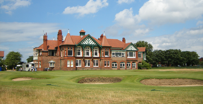 Royal Lytham & St Anne's Open Championship Links