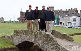 snipe group - st andrews golf packages