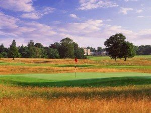 Montgomerie Course at Carton House