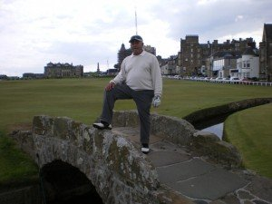 Golf Vacations Scotland - Richie Costa