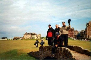 Golf Vacations Scotland - Lou Meisel