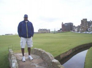 Golf Vacations Scotland - Diangelo Tyler