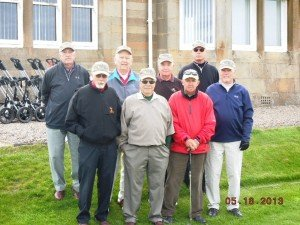 Salisch Group at St Andrews