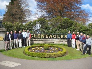 Sullivan Group at Gleneagles