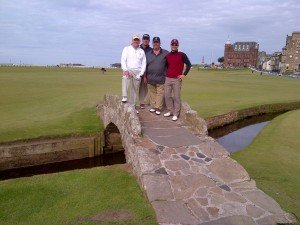 Jim Harren - old course st andrews