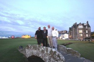 Bruce Christmas - Golf Vacations Scotland