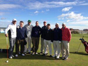Jack Shea - Scotland Golf Trip