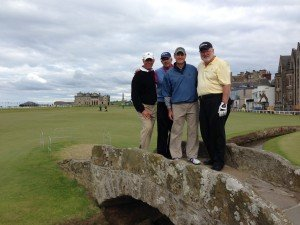St Andrews Old Course, Scotland Golf Package