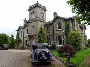 Eden Mansion - St Andrews Scotland Golf Tours