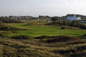 royal birkdale course guide hole 1