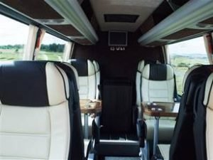 Escorted Tours - Vega GT - Interior