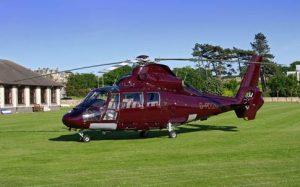 Eurocopter Dauphin - 8 Passengers
